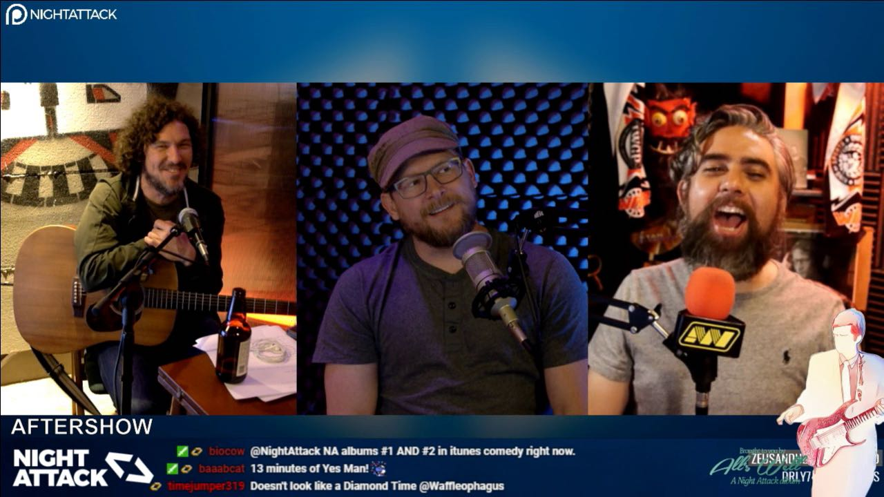 Episode #257: All's Well With Cogswell (w/ MikeTV)